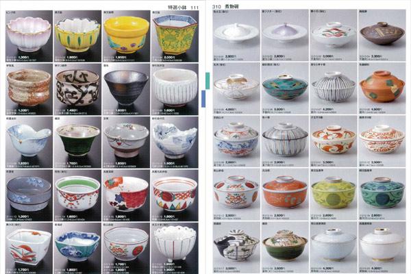 大楽陶器店の業務用調理器・飲食器
